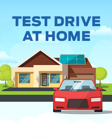 Test Drive At Home